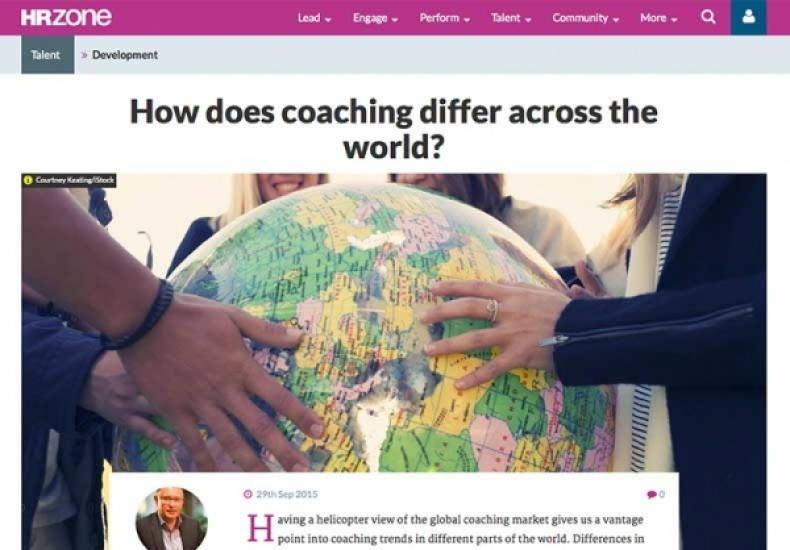 Media: HR Zone - How does coaching differ across the world?